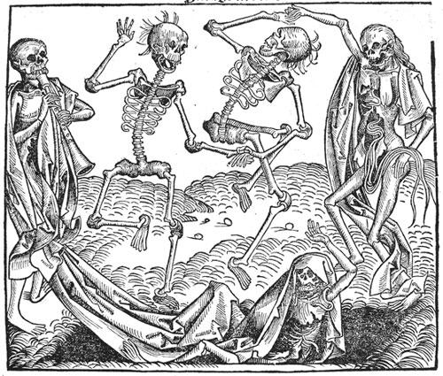 Tanec smrti