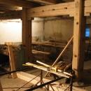 Oprava stropů v přízemí