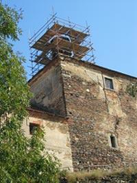 Věžička - rekonstrukce